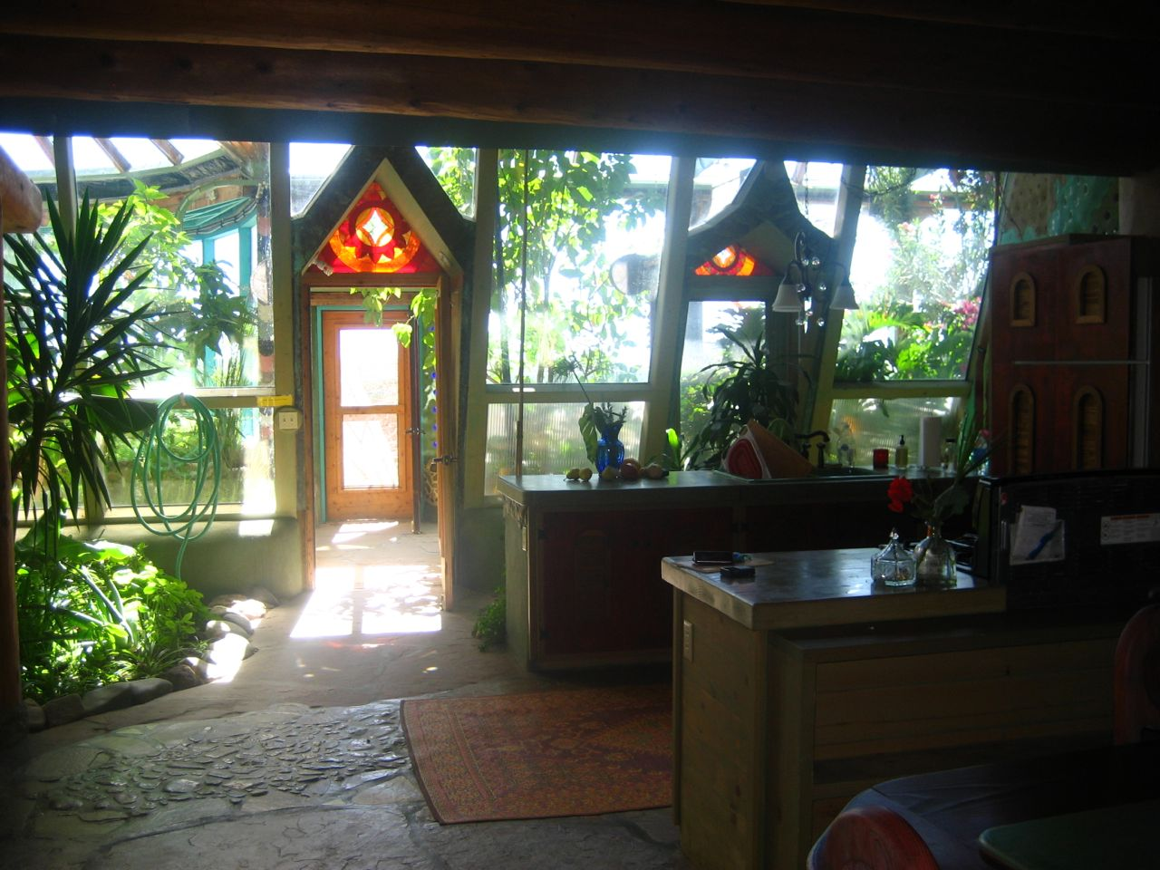 Earthship2 Earthships Contain Use And