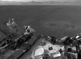 planet Mars landing